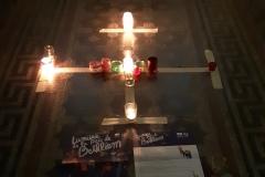 13 décembre 2020 - La lumière de Bethléem à St-Pierre