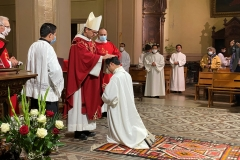 17 octobre 2020 - Ordination diaconale de Fr Tuan Nguyen