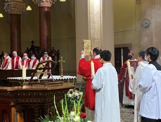 Ordination diaconale de Fr Tuan Nguyen