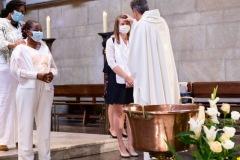 6 juin 2020 - Sacrements de l'initiation des catéchumènes et confirmands adultes