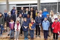 7 mars 2021 - En visite à Valpré