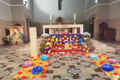 2 novembre 2019 - Mémoire de tous les défunts à l'église Saint-Charles