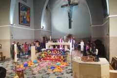 Célébration des défunts 2019 à l'église Saint-Charles