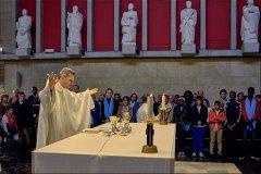 Messe du jeudi saint à l'Annonciation (2019)