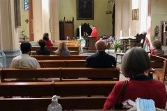 31 mai 2020  - Pentecôte  - Reprise des célébrations après le confinement (Covid 19)