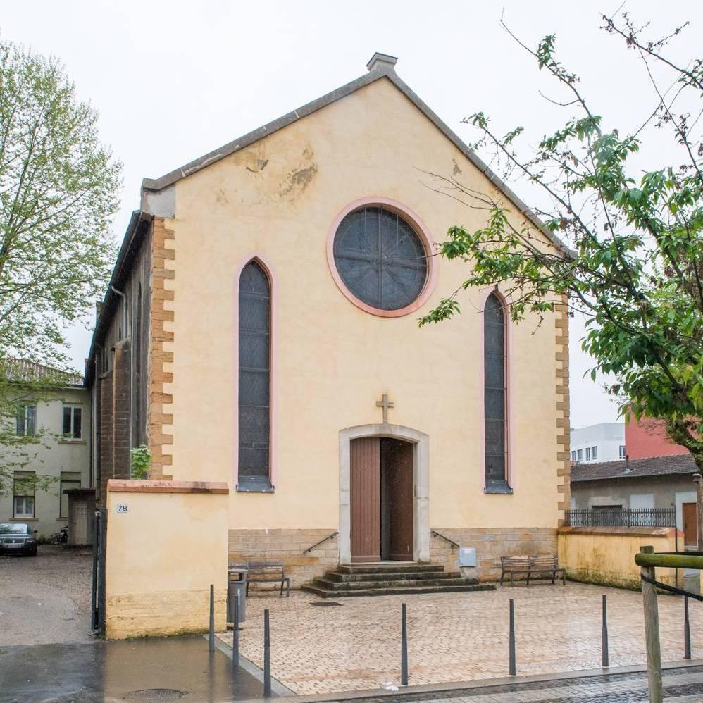 Eglise Sainte Camille