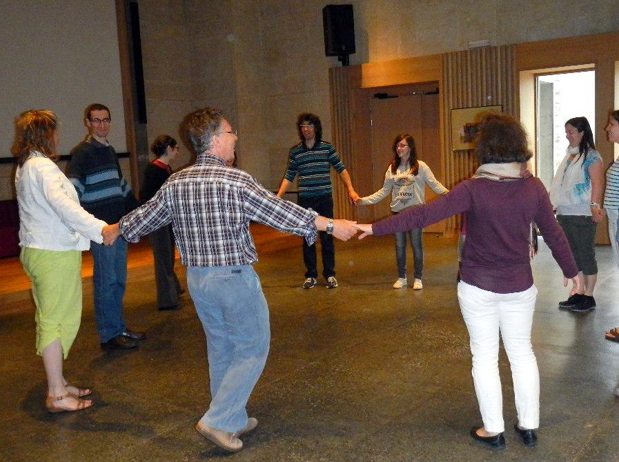Danse et prière