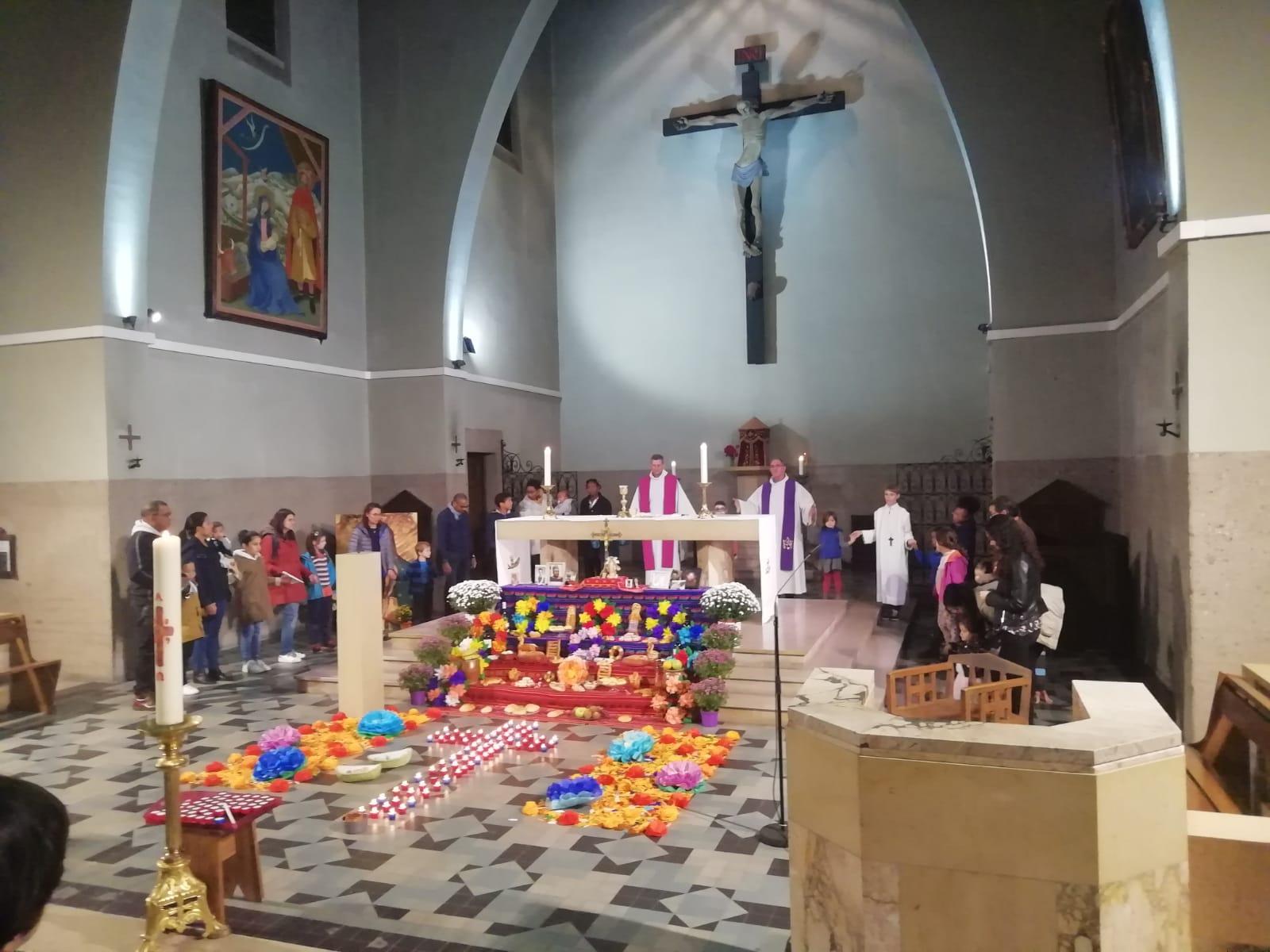 CCLA défunts à St Charles en 2019