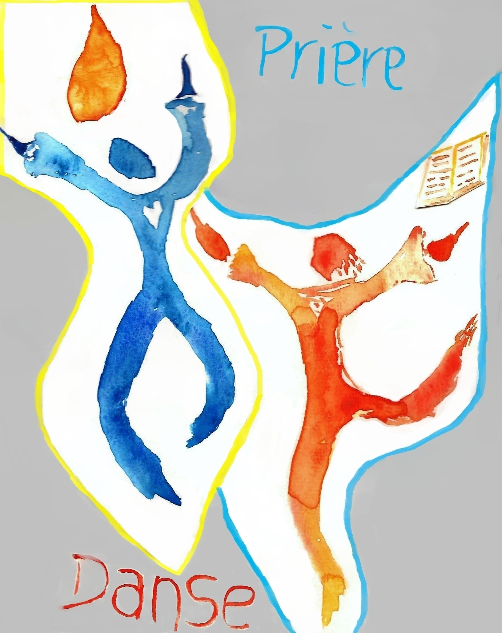 Logo Danse et Prière