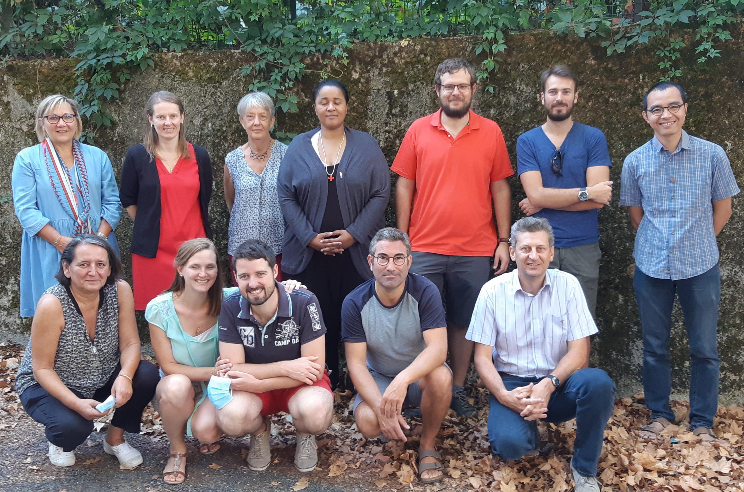 Equipe d'Animation Pastorale 2020-2021