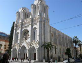 Basilique Notre-Dame à Nice
