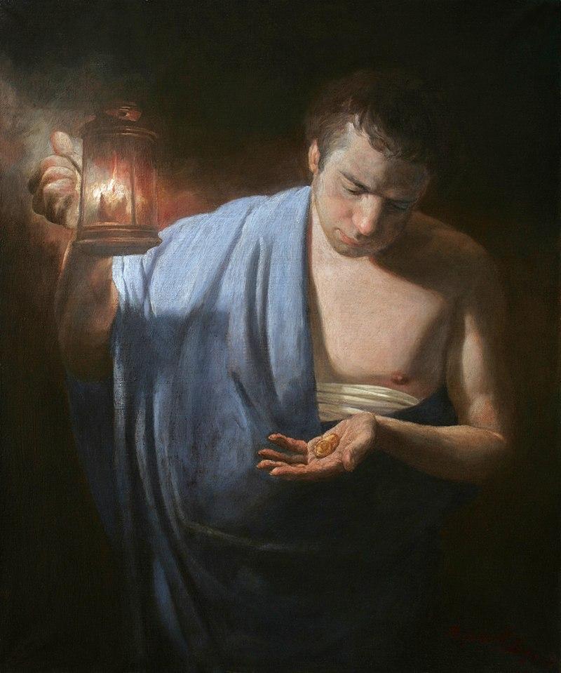 La parabole des talents Andrei Mironov