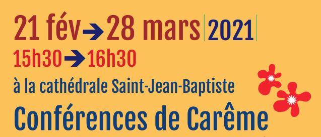Conférences 2021